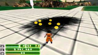 dragonball z earth special forces Gameplay