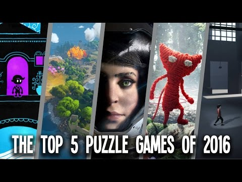 The Top Five Puzzle Games Of 2016