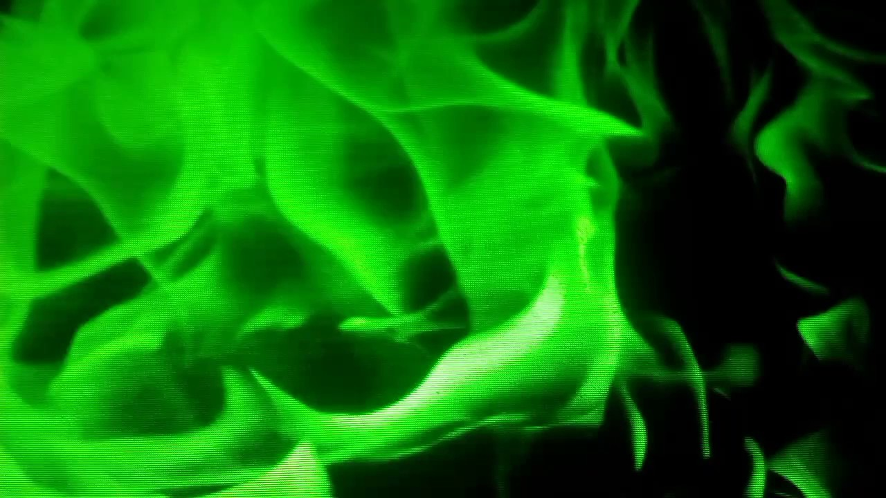 Cool Green Fire Backgrounds Www Pixshark Com Images