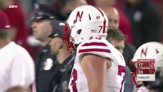 Nebraska falls to Wisconsin in Overtime 10/29/16