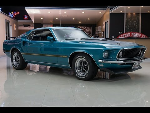 1969 ford mustang for sale youtube