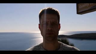 02 Черногория Пешком по тропе Путь до гостиницы