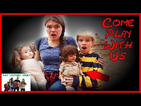 Come Play With Us... Exploring Clues To The DollMaker Part 8 / That YouTub3 Family I Family Channel