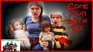 Download Video Come Play With Us... Exploring Clues To The DollMaker Part 8 / That YouTub3 Family I Family Channel MP3 3GP MP4