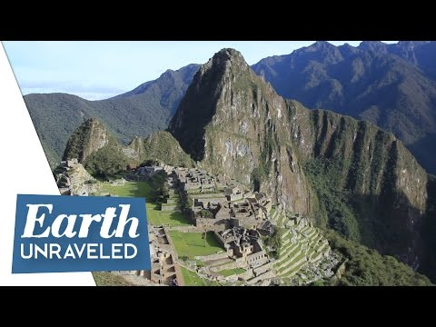 Discover Machu Picchu History of Peru - Travel on an Inca-redible tour following the Inca Trail 🇵🇪