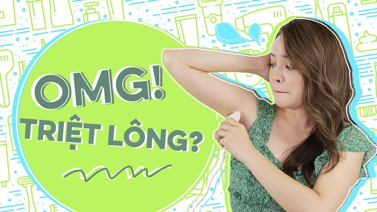 Cách Triệt Tất Cả Các Loại Lông ♡ All About Body Hair Removal ♡ TrinhPham