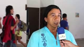 I FÓRUM SOCIAL UFSB: Professor Edson Kayapó desmistifica conceitos indígenas