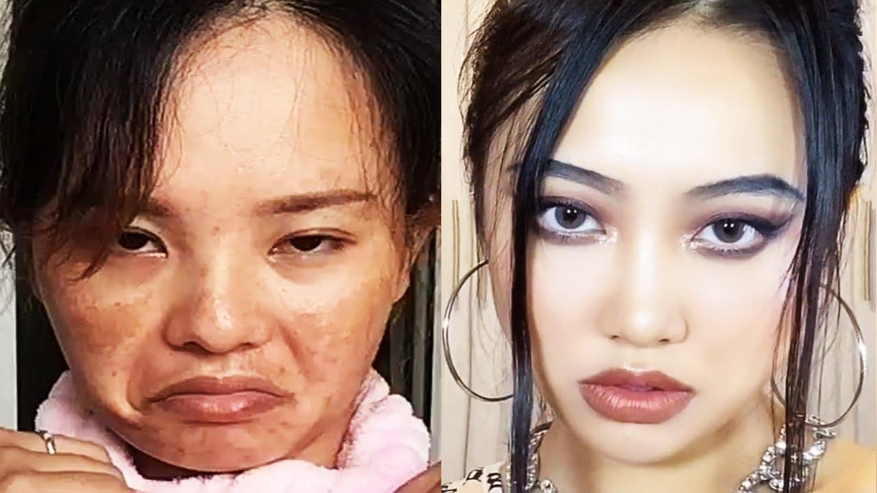 Asian Makeup Tutorials Compilation 2020 - 美しいメイクアップ / part 223
