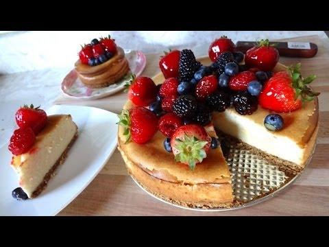Pay Pie De Queso Cheesecake Mi Cocina Rápida Youtube