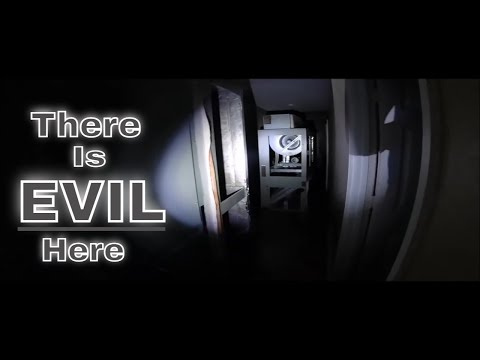 Abandoned Church, WARNING, EVIL, HAUNTED, EVPS, GHOSTS AND ORBS.THE REAL DEAL, HORROR
