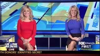 Ainsley Earhardt & Heather Childers 09-09-14