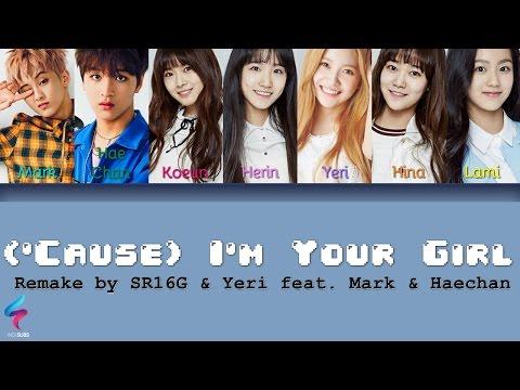 S.E.S. - I'm Your Girl (REMAKE) [Legendado PT-BR | HAN | ROM] Lyrics Color Coded