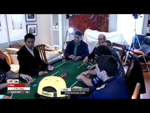 JustHandsPoker ThinkingPoker Training Event - Session 1 Part 1 Live Poker