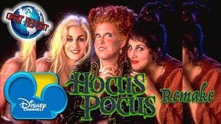 Hocus Pocus Remake - Orbit Report