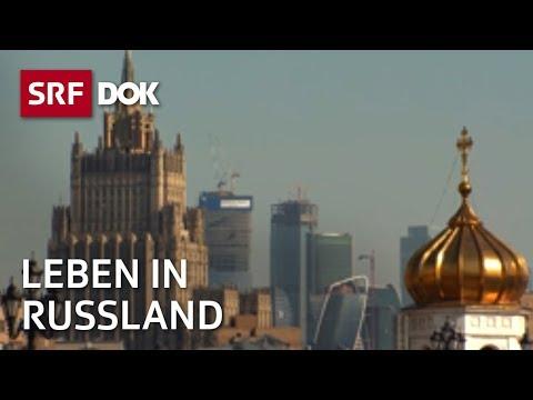 Leben in Putins Reich – Zwei Schweizer in fremder Heimat
