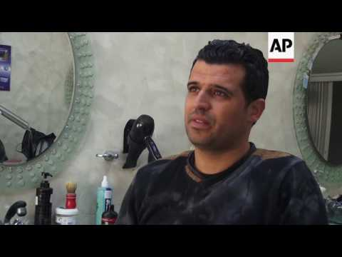 Refugee feels he's in limbo in Tunis