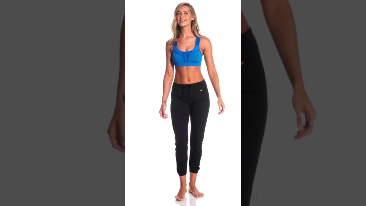 db7be713b6 Alo Yoga Equalize Yoga Sports Bra