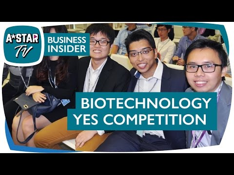 Biotechnology YES Competition Singapore – Interview with Tem