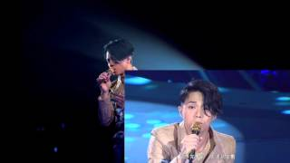 張敬軒 Hins Cheung feat 譚玉瑛 - 青春常駐 (Hins Live in Passion 2014)
