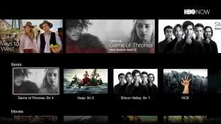 HBO Now Demo