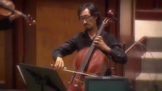 Avance del recital de piano, viola y violonchelo