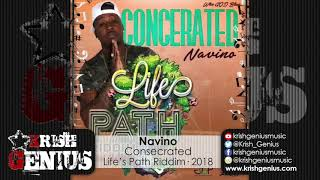 Navino - Consecrated [Life's Path Riddim] March 2018