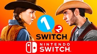 1-2 Switch Trailer - Nintendo Switch Presentation 2017