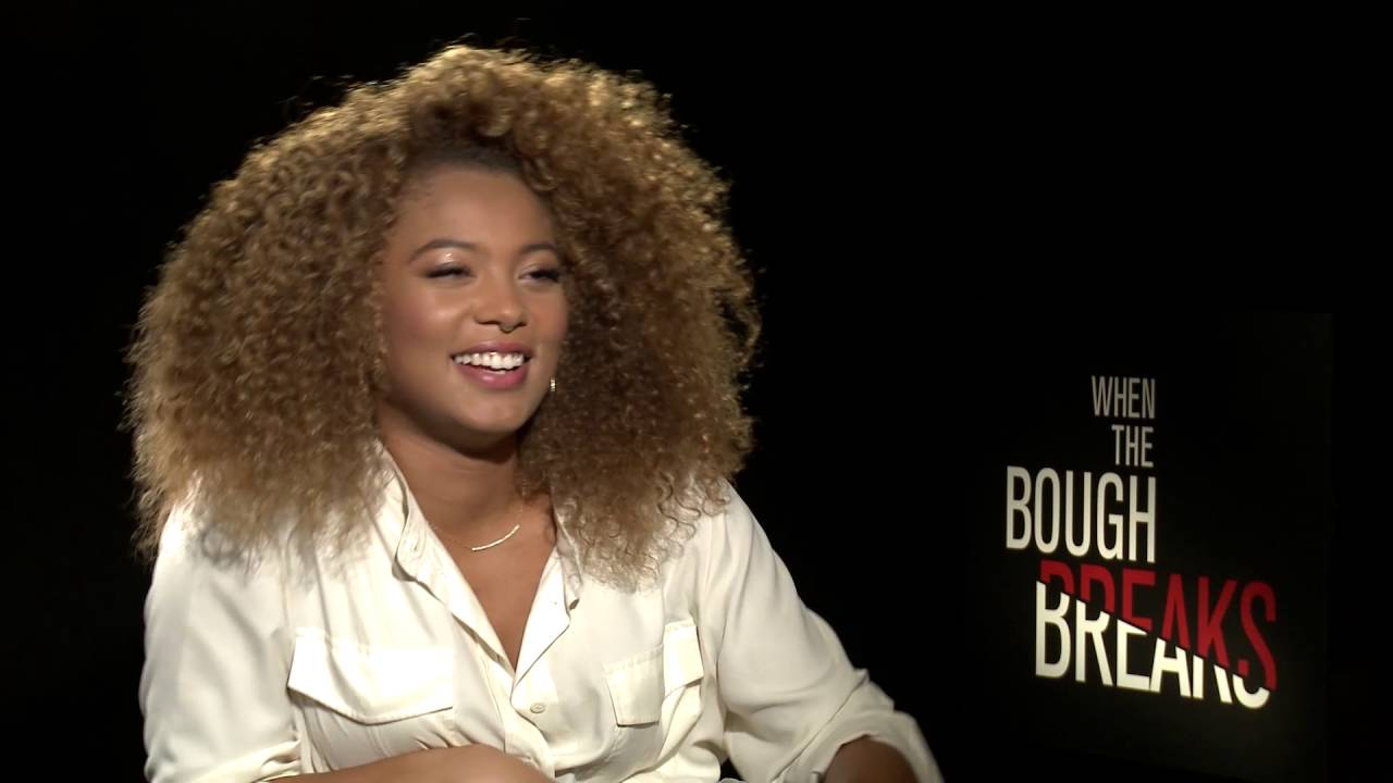 Download Jaz Sinclair Plays A Crazy Woman in WHEN THE BOUGH BREAKS