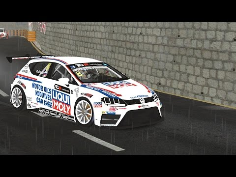 rFactor 2 - TCR - Macao - Race 2