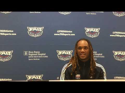 FAU Football : Chauncey Mason 9/10/19