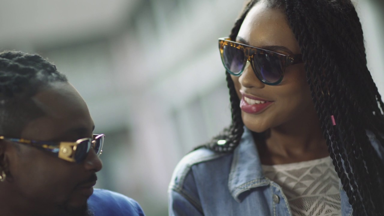 Download Sean Tizzle - Roll up | ft. Iceberg Slim (Official Video)