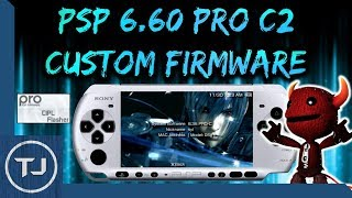 How To Install PSP 6.60 PRO-C2 Custom Firmware!