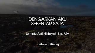 Download Video DENGARKAN AKU SEBENTAR SAJA MP3 3GP MP4