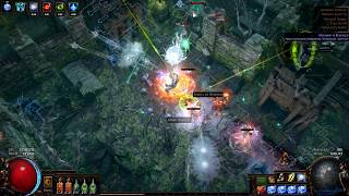 [PoE 3.5] Winter Orb Cwc Ice Spear T12 gameplay