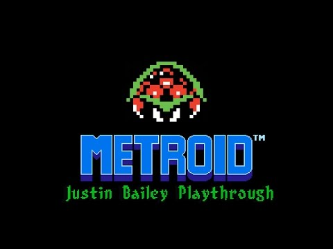 Metroid [Justin Bailey run] (NES)