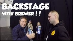 Backstage with Mike Brewer! NEC Lancaster Insurance Classic Car Show | Calvin's Car Diary Birmingham