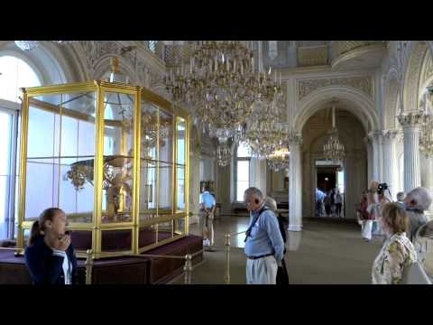 Hermitage Museum St Petersburg Russia Video Tour