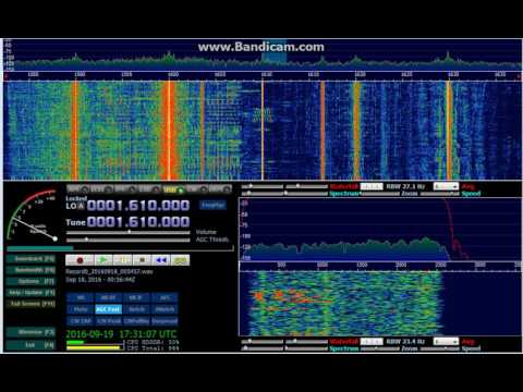 The Caribbean Beacon (The Valley, Anguilla) - 1610 kHz