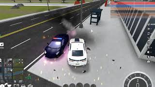 Neural Network Demo: AI Police Cars in Roblox