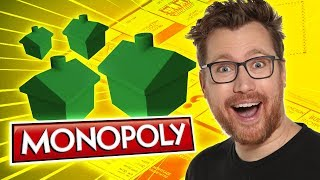 Stop Buying HOUSES!!! | MONOPOLY PLUS #3