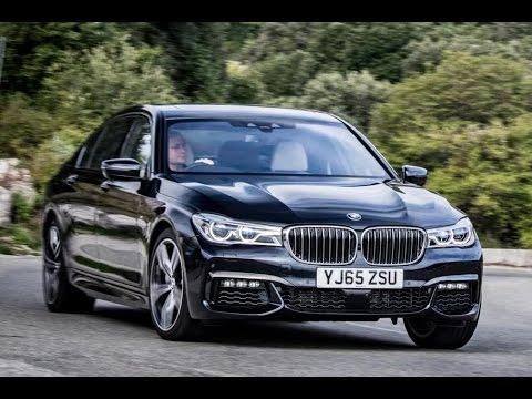 BMW 740Ld xDrive 2016 review  Car Reviews  YouTube