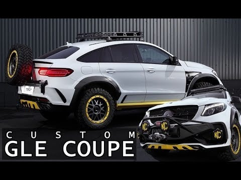 Custom Mercedes GLE Coupe Offroad By TopCar