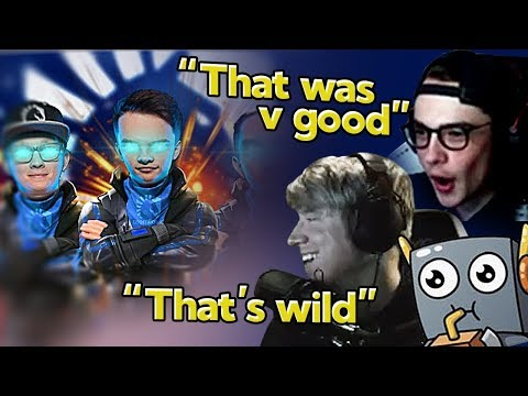 "Team Liquid Reacts to Our Montage ""We Enhanced Team Liquid with this Fortnite Edit"""