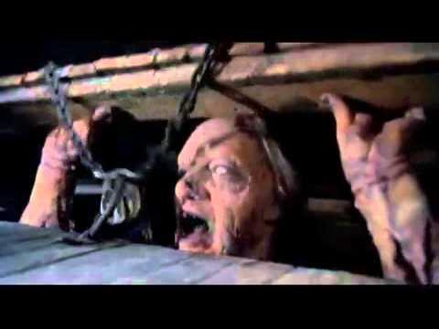 Зловещие мертвецы 2 клип