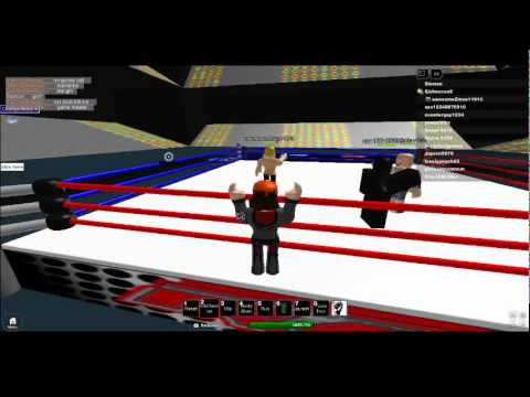 ROBLOX Royal Rumble