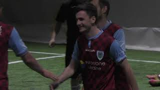 Полный матч ФК ЮГ 10 4 Leicester Турнир по мини футболу в Киеве