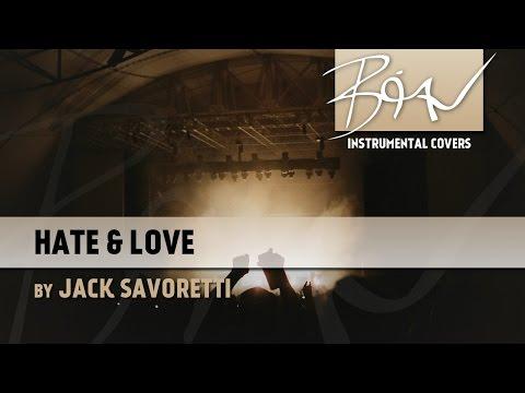 Jack Savoretti ft. Sienna Miller - Hate & Love (Instrumental Cover Karaoke)