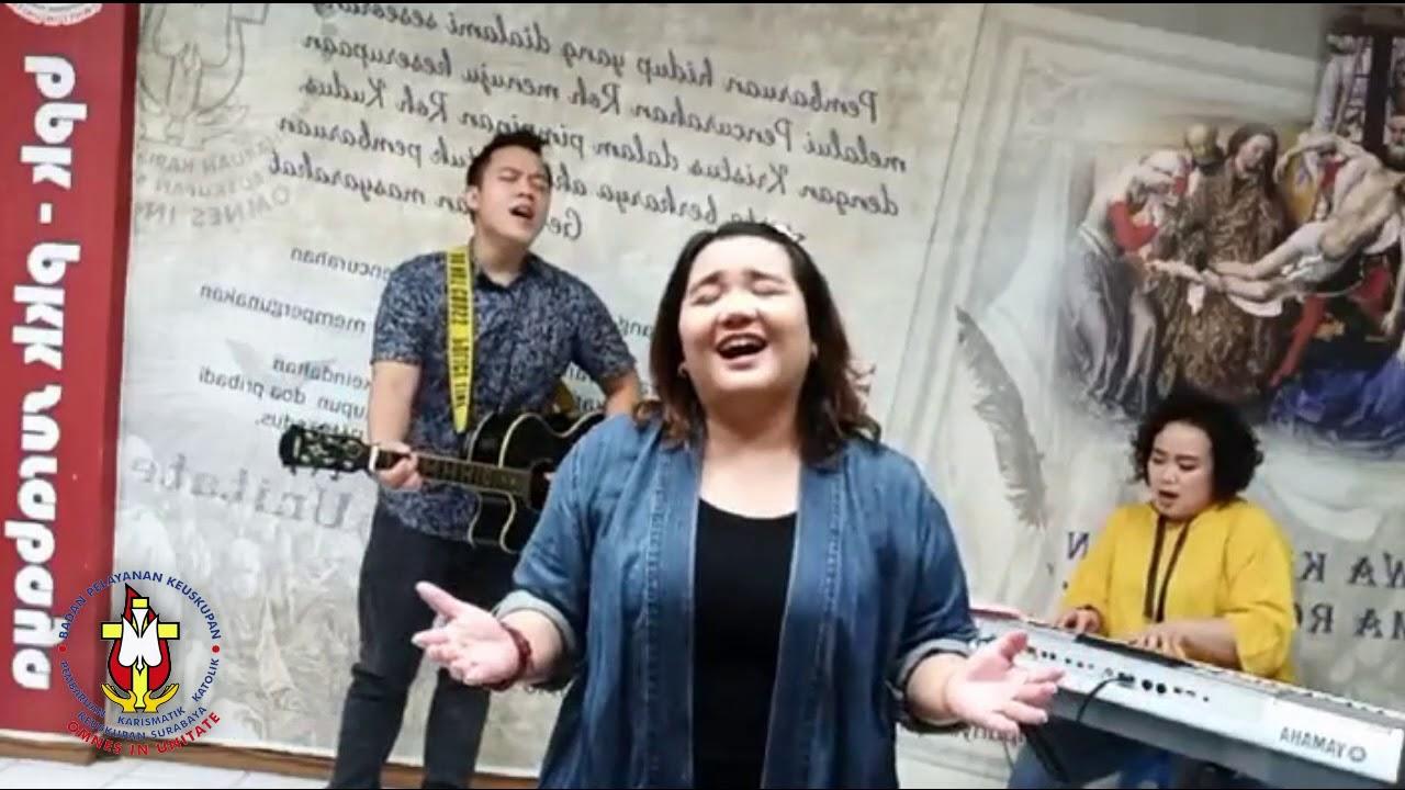 Live Worship BPK PKK Keuskupan Surabaya (26 April 2020)