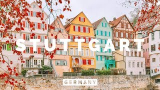 17 Things To Do In And Around Stuttgart, Germany | ft Hohenzollern Castle & Christmas Markets