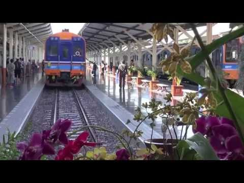 A Thai train journey: Chiang Mai to Bangkok